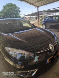 רנו פלואנס 1500 טורבו דיזל למכירה