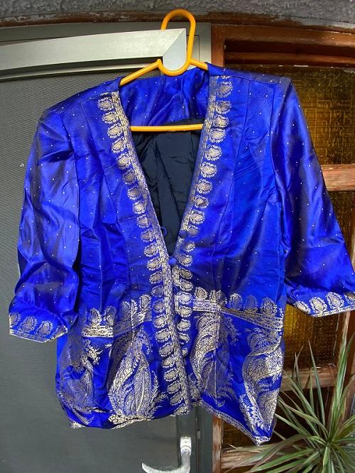 בגדי הודיים מקוריים