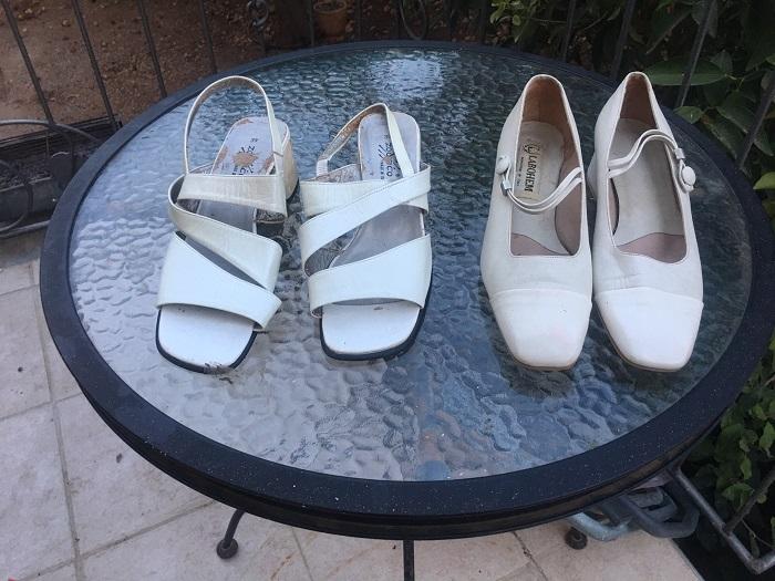 נעלים מידה 39 סגנון וינטאז